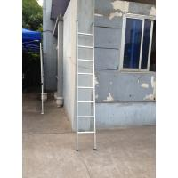 China Scaffolding aluminum ladder of different lengths wholesale