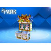 China Fruit Condition 2 Players Coin Pull Redemption Game Machine W2000*D960*H2200 wholesale