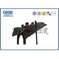 Quality Heating Elements Boiler Manifold Headers In Horizontal Style High Efficient for sale