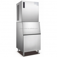 China High Capacity Commercial Automatic Cube Ice Maker Machine Big Output Ice Cube Making Machine wholesale