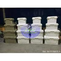 China LLDPE Plastic Rotational Moulding Products Insulated Coolers , Ice Boxes , Fish Boxes on sale