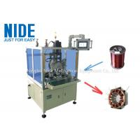 China Bladeless Fan Electric Motor Winding Equipment 1400 X 1000 X 2000mm Plc Controlled wholesale