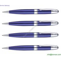 China metal stylish pen,expensive high quality metal ballpoint pen, twist ballpoint pen wholesale
