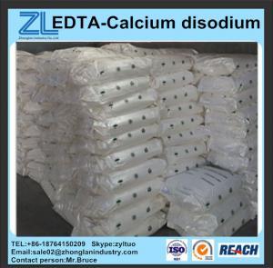 China EDTA-Calcium disodium wholesale