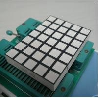 China Square Dot Matrix Led Display , 5x7 Dot Matrix LED Running Display wholesale