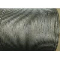 China Non-Magnetic 316 Stainless Steel Wire Rope and Cable wholesale