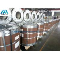 China High Strength Color Galvanized Steel Coil For Roofing Sheet / Construction wholesale