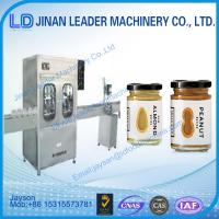 Buy cheap Sesame peanut butter filling machine easy operation from wholesalers