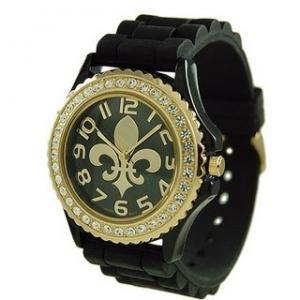 Silicone Quartz Watch (JS-2043)