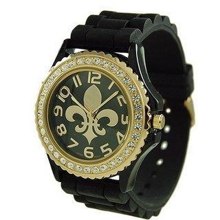 Quality Silicone Quartz Watch (JS-2043) for sale