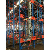 China Mini Load Automated Storage And Retrieval System ASRS With Double Mast Crane wholesale