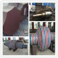 Quality Roller Monoblock Shaft Alloy Steel Forgings For Manufacturer , Equipment And Machinery for sale