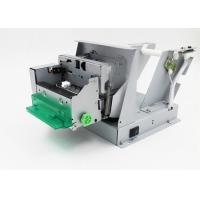 China High Speed mobile ticket printer 80mm For Atm , Thick Card Paper Support on sale