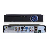 China Desktop 4 Channel Digital Video Recorder , H.264 NVR 3 In 1 Video Recorder Android OS wholesale