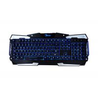 China White / Black 104 Key Keyboard , Portable Mechanical Keyboard HS450 wholesale