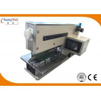 China Accurate v-cut PCB separator for cutting metal board cutting height less 4mm wholesale