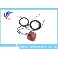 Low Profile Combi Auto GPS Antenna LTE / Wifi Multi Band RG174 Cable ROHS Compliant