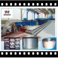 China aluminum alloy rod continuous casting and rolling line (rod CCR line) wholesale