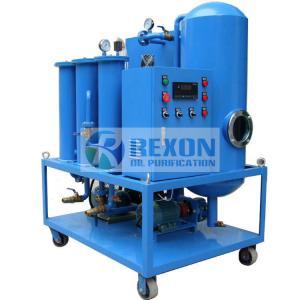 China 1800LPH TY-30 Turbine Lube Oil Purifier Plant , Oil Dehydration Machine wholesale