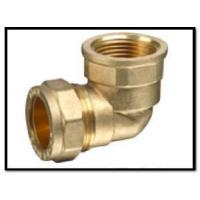 China Compression Fitting of Female Elbow wholesale