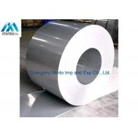 China JIS G 3312 ASTM A755M Pre Painted Aluminium Coil 0.12mm - 1.50mm Thickness wholesale