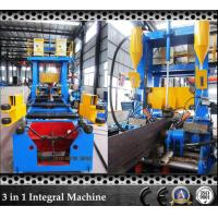 China PHJ15 Combined H Beam Production Line 3 In 1 Assemblying SAW Welding Straightening Machine wholesale
