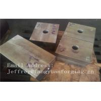 Quality SA182 F316 F304 SForged Steel Products Forgings Block Solution Milled And for sale