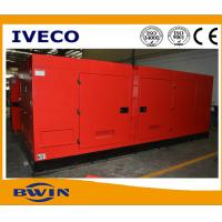 China 350kva Low Fuel Consumption IVECO Diesel Generator FPT Generating 280kw wholesale