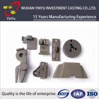 China Steel Investment Casting Sewing Machine Spare Parts Wear Resistance wholesale