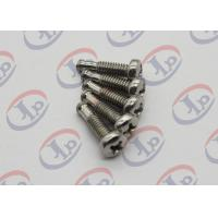 China Carbon Steel Screws Precision Machining Services 6.9*17.5mm Cross Recessed wholesale