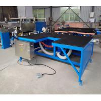 China Double Head Double Glazing Manufacturing Equipment Low - E Glass Edge Remover wholesale