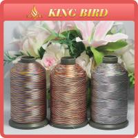 China  Royal Gold Silicone Space Dyed Embroidery Bobbin Holder 108D/2  for sale