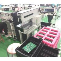 China Pcb Manufacturing Process Milling Drilling Machine , Circuit Board Depaneling Pcb Depaneling Router Machine wholesale
