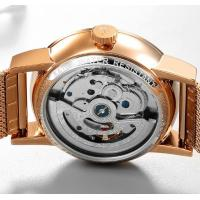 Quality Wholesale Cadisen Men full automaticity mechanical watch Waterproof 50m Large Dial Energy power display watch C1030 for sale