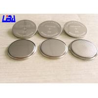 China CR2016 Lithium Coin Type Batteries 3V 90mAh  Button Cell Duration1020h wholesale