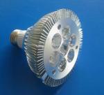 China Energy saving home 7 x 1W PAR30 Spotlight Bulb / 7 Watt LED Spot Lamps 650lm 15°, 30° wholesale