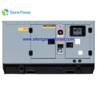 China 50 HZ Silent Diesel Generator Set 25kva 20kw With Automatic Transfer Switch wholesale