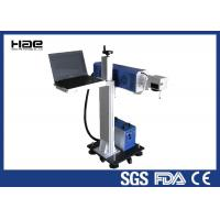 China 10.64nm Wavelength 20W CO2 Laser Marking Machine Small Size For Metal / Plastic wholesale
