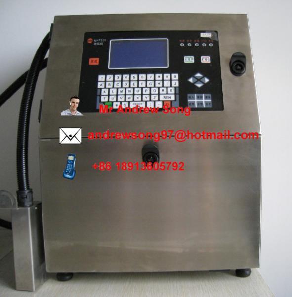 date printing machine