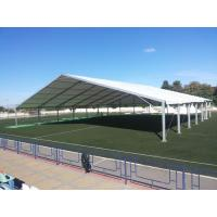 China White 600 People Clear Canopy Tent For Ice Rink Ice Hockey Football wholesale