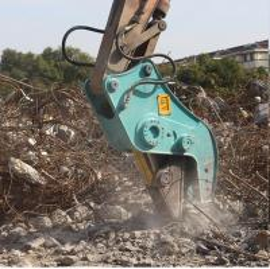China 250-350l/min Hydraulic Demolition Pulverizer Bp3050r wholesale