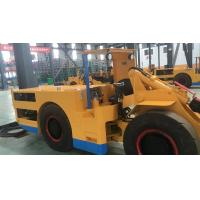 China 1 Cubic Meter  Electric LHD Load Haul Dump Machine For Underground Mining with Cable CE / ISO9001 wholesale