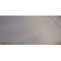 China 3D lenticular lens sheet with viewing angle 36 for Injekt printing 6mm lenticular for 3D LENTICULAR PRINTING wholesale