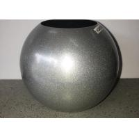 China Ral 9006 Reflective Metallic Silver Powder Coat Epoxy Polyester Resin Material on sale