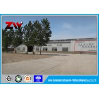 Jinan  Zhongwei  Casting And Forging Grinding Ball Co.,Ltd