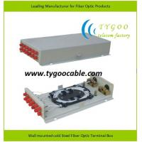 Wholesale Fiber Optic Terminal Box-Adapter outlet  for FC adapters from china suppliers