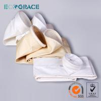 China Aramid Felt Aramid Nomex Filter Bags For Lime Stone Dryer Filtration wholesale