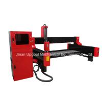 China Tombstone CNC Engraving Machine with 2000*600mm Effective Working Area wholesale