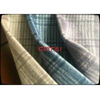 Buy cheap Factory Supply Classical 50% Plaid Checks Double Faced Wool Coating Fabric from wholesalers