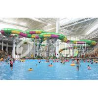 Above Ground Pool Water Slide For Family Interacetive Water Fun In Aqua Park Of Item 105807365